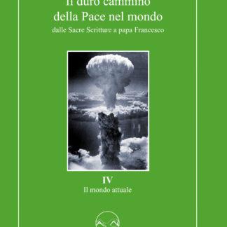 il duro cammino della pace nel mondo IV