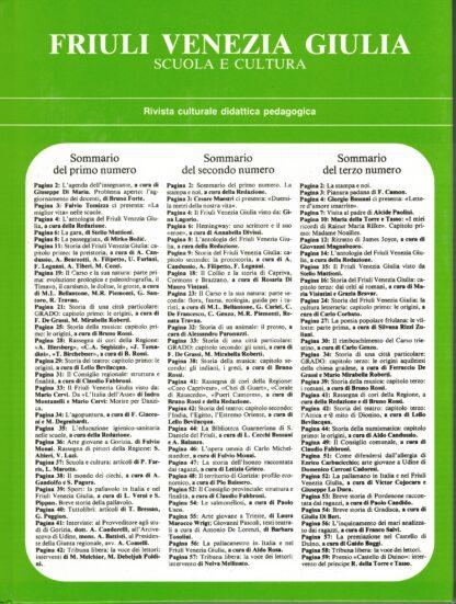 Friuli Venezia Giulia - Enciclopedia